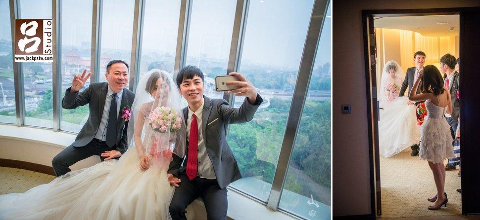 [高雄婚攝]瑞鴻+筱倩@迎娶婚宴in蓮潭會館(編號:548994) - 幸福小鎮-婚禮記錄 - 結婚吧
