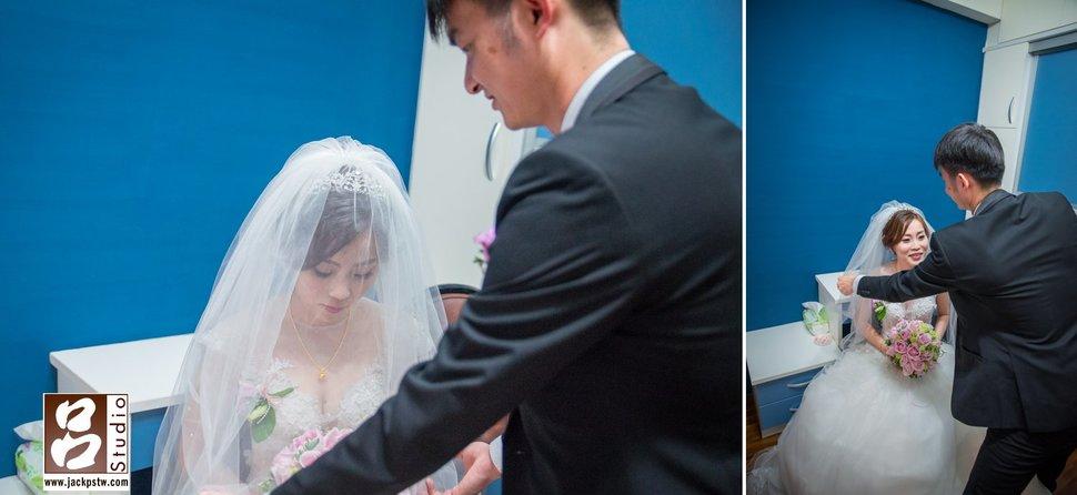 [高雄婚攝]瑞鴻+筱倩@迎娶婚宴in蓮潭會館(編號:548995) - 幸福小鎮-婚禮記錄 - 結婚吧