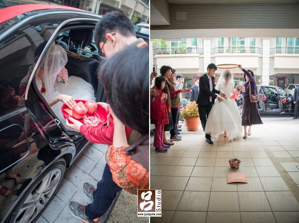 蓮潭會館-迎娶婚宴(編號:548997) - 幸福小鎮-婚禮紀錄 - 結婚吧