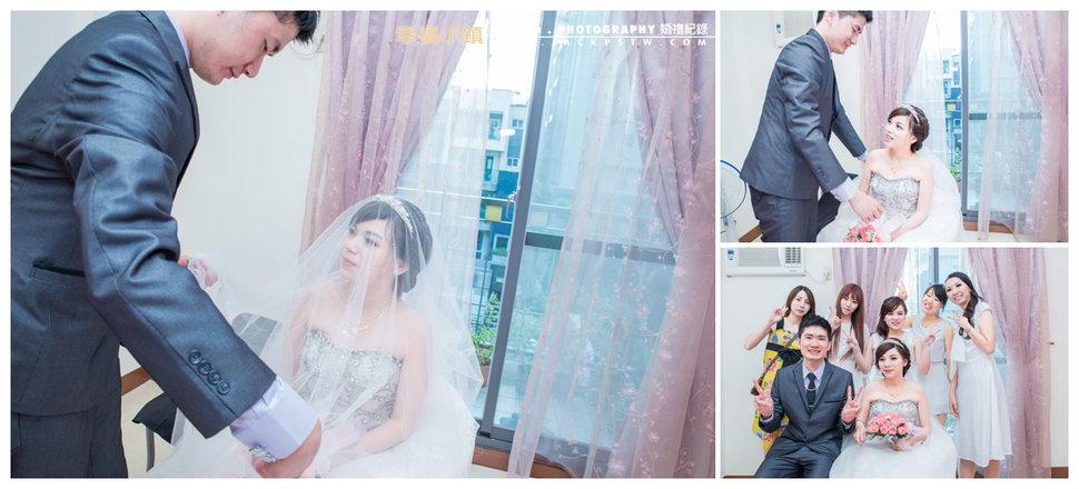 婚禮紀錄-張簡婷婷-迎娶-喜宴大八飯店(編號:552019) - 幸福小鎮-婚禮記錄 - 結婚吧