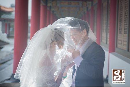 [高雄婚禮攝影] August+Joyce@文訂迎娶+類婚紗外拍