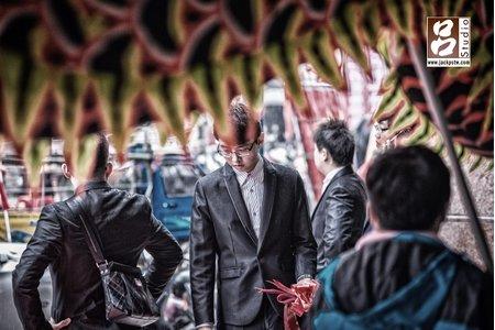 [婚禮攝影] f+y@文訂迎娶 台北天成大飯店