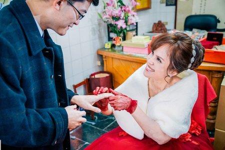 明熙+惠甄-嘉義訂婚喜宴