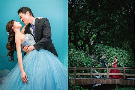 幸福小鎮-婚禮紀錄-婚禮作品