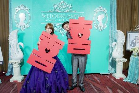 伯豪&琬惠 訂婚婚禮紀錄(台南雅悅會館)