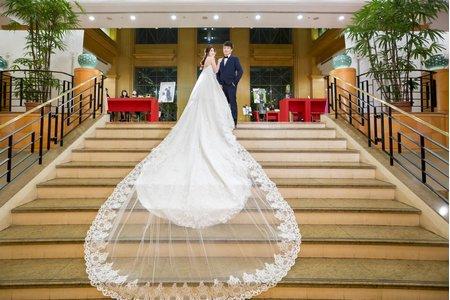 婚禮記錄‧台中僑園飯店‧志濰&瑋華 單宴客