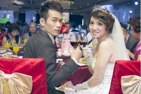 志德&雅楓 單宴客婚禮紀錄(寬和宴展館)