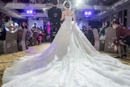 國祥&嘉瑜 單宴客婚禮紀錄(彭園會館三重館)