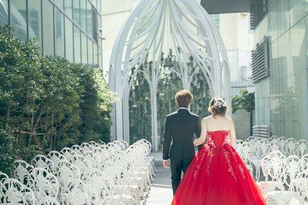 政雄&秀薏  雙儀式+宴客婚禮紀錄(晶宴會館新竹館)