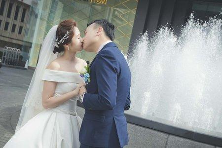世博&珮青  迎娶+宴客婚禮紀錄(台北晶華酒店)
