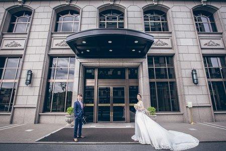 婚禮記錄‧富信大飯店‧家昇&麟雅 單宴客