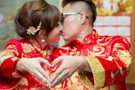 婚禮記錄‧俊億&惠茹 訂婚+迎娶 雙儀式
