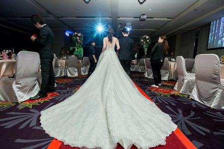 婚禮記錄‧那米哥宴會廣場‧育政&英琪 雙儀式+晚宴