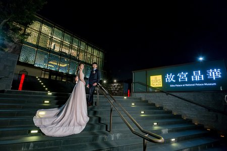 婚禮記錄‧台北故宮晶華‧朱孟龍&芃緣 雙儀式+晚宴