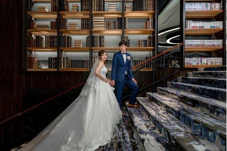 婚禮記錄‧台南桂田酒店‧鴻麟&郁棻.雙儀式+證婚+晚宴