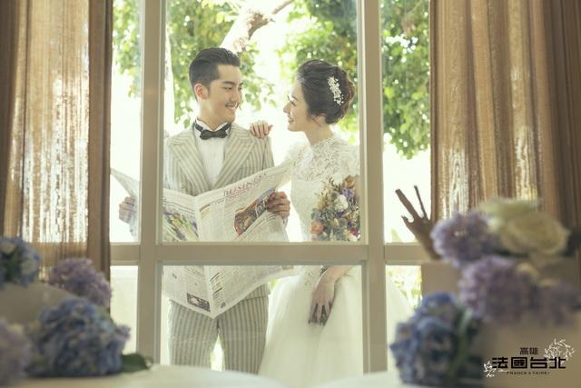 3U9A0015 - 高雄法國台北婚紗《結婚吧》