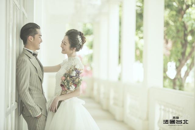 3U9A9891 - 高雄法國台北婚紗《結婚吧》