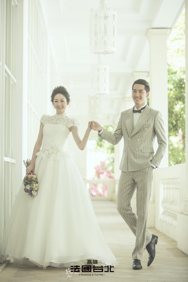 3U9A9902 - 高雄法國台北婚紗《結婚吧》