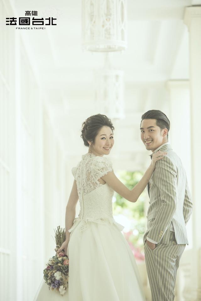 3U9A9911 - 高雄法國台北婚紗《結婚吧》