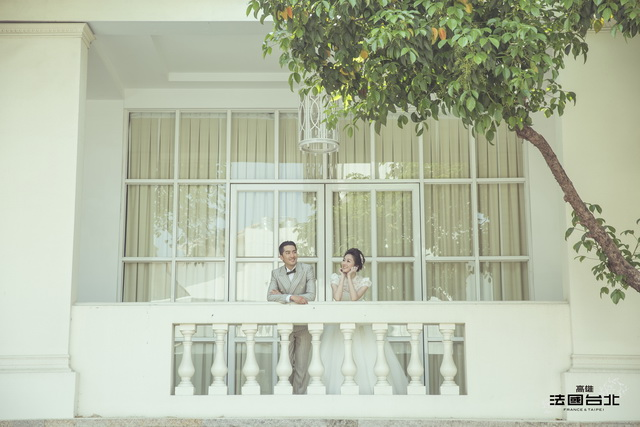 3U9A9943 - 高雄法國台北婚紗《結婚吧》