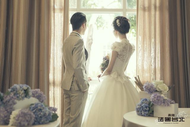 3U9A9978 - 高雄法國台北婚紗《結婚吧》