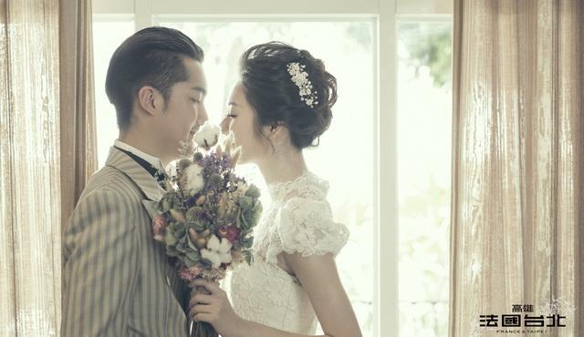 白色戀人(編號:893574) - 高雄法國台北婚紗《結婚吧》