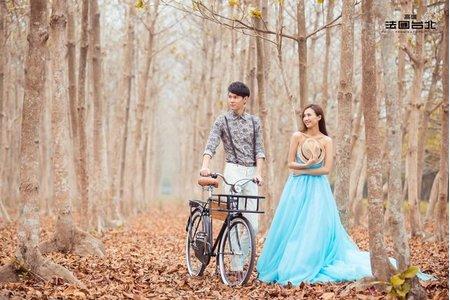 人氣婚紗攝影專案
