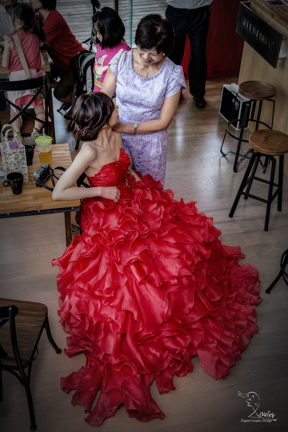婚攝蛋  (Xavier Lee ) Collection(編號:227989) - XavierLee  蛋攝影像工作室 - 結婚吧