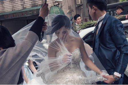 20161225 瑩 ' s Wedding Day