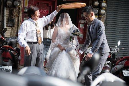 20181021 Cordie's Wedding Day