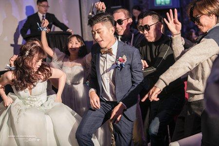 2019 Elaine & TOTO's wedding day