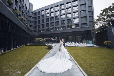 20181020 Hana's Wedding Day