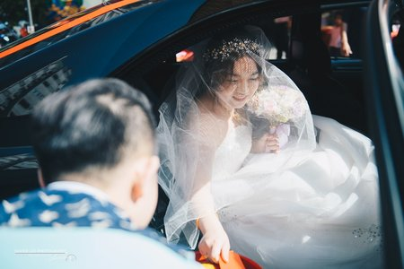 20181201 帆 & Phoebe's Wedding Day