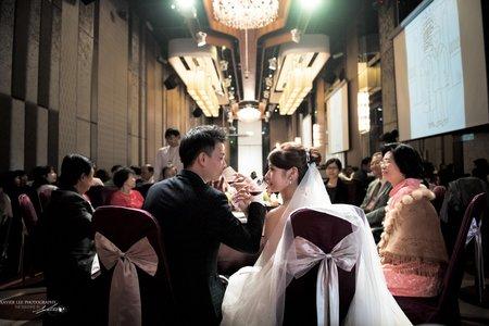 20181014 Debby's Wedding Day