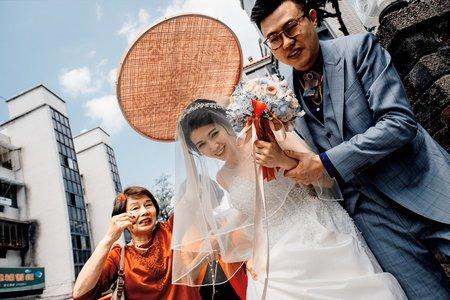2019 Apr Sen & Xavier's Wedding Day :)