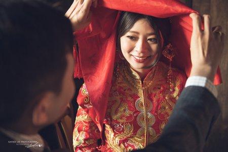 20181208 中 & 米's Wedding Day