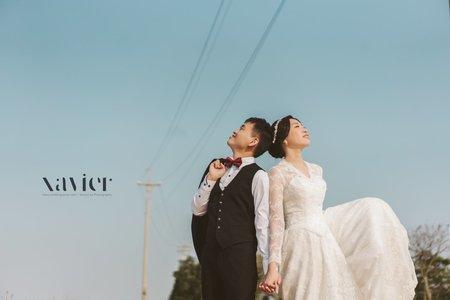 台中婚紗作品- 壕 & RU