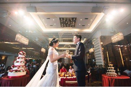 [高雄婚攝] 高雄大八飯店 歸寧晚宴 婚禮攝影