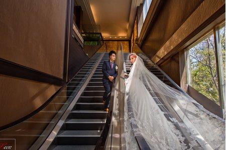 [桃園婚攝] 桃園來福星國際宴會館 迎娶午宴 婚禮攝影