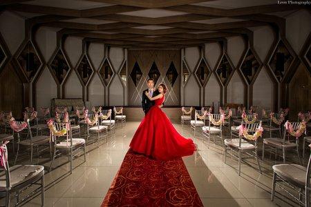 [桃園婚攝] 桃園晶宴會館 詠劇場 訂婚午宴 婚禮攝影