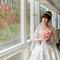 清新自然的類婚紗
