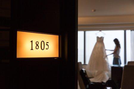[台南婚攝] 台南香格里拉 宴客天心岩 迎娶晚宴 婚禮攝影