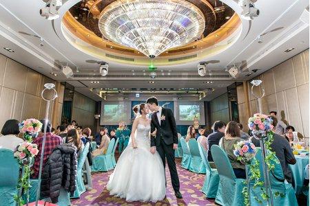 [高雄婚攝] 高雄夢時代頤品 訂結午宴 婚禮攝影