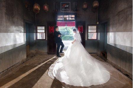 [彰化婚攝] 彰化全國麗園大飯店 迎娶晚宴 婚禮攝影