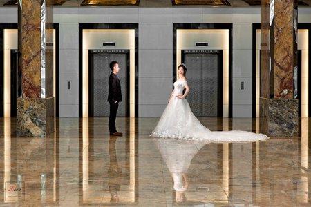 [台北婚攝] 新店彭園會館 迎娶午宴 婚禮攝影