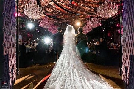 [台北婚攝]台北君品酒店 迎娶晚宴 婚禮攝影