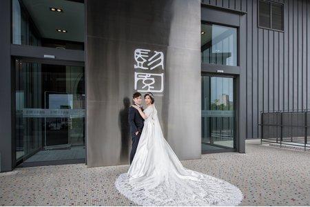 [桃園婚攝] 桃園八德彭園會館 迎娶午宴 婚禮攝影