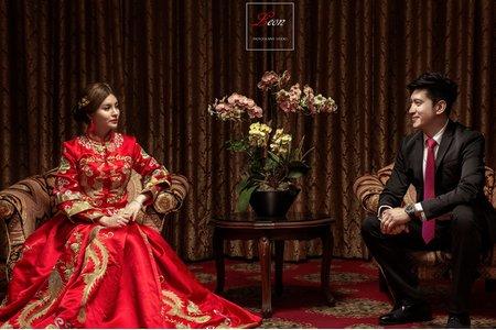[台中婚攝]台南擔仔麵台中店 訂婚儀式 婚禮攝影