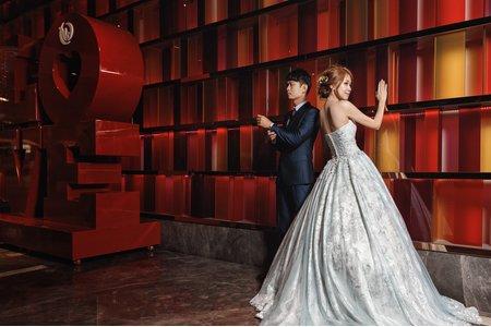 [台南婚攝]南紡夢時代雅悅會館 訂婚午宴 婚禮攝影
