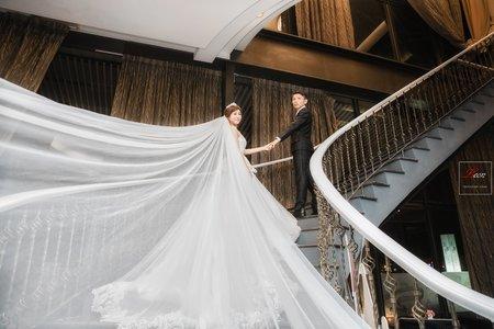[台南婚攝] 台南東東宴會式廳 華平館 迎娶晚宴